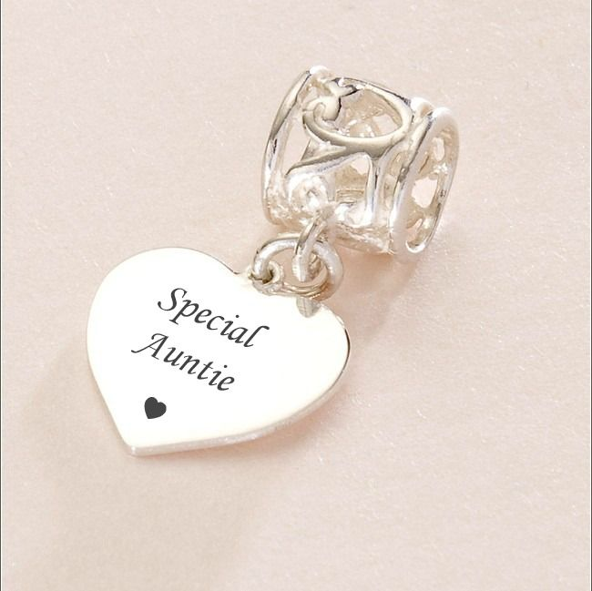 b4bc6d5f3 ... discount special auntie charm stg silver fits pandora 8a321 9b52c