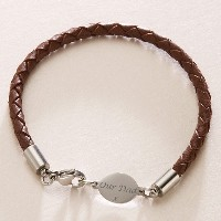 Mens Engraved Bracelets