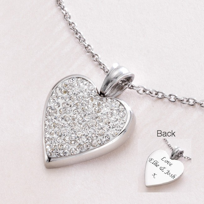 Necklaces with Engraving